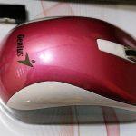 Mouse Wireless Genius NX-7010