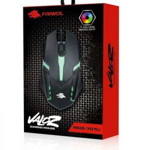 Mouse Gaming Friwol Valoz 707