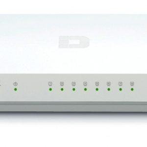 Switch Hub D-Link 8 Port DES-1008A
