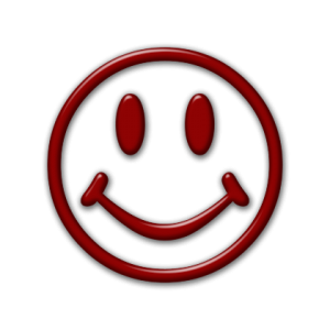 red-smiley-face
