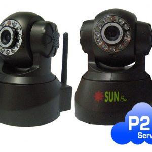 SunBio IP Cam PTZ Wifi