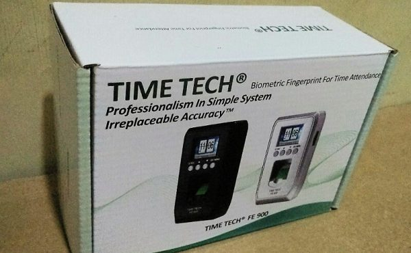 Dus Box - FingerPrint Time Tech FE 900