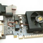 VGA PCIE Digital Alliance DA GT 610 1GB DDR3 64 Bit Second