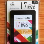 SSD Team L7 EVO 120GB