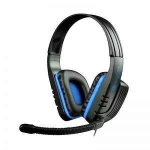 Headset Gaming Sades Chopper SA-711 Biru