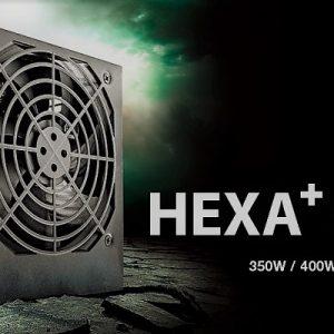 FSP HEXA PLUS II 400W 80+ Garansi 2 Tahun