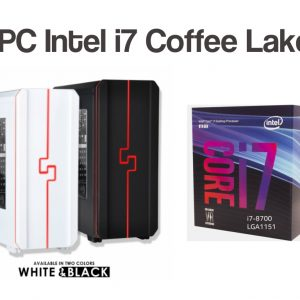PC Intel i7-8700 Coffee Lake