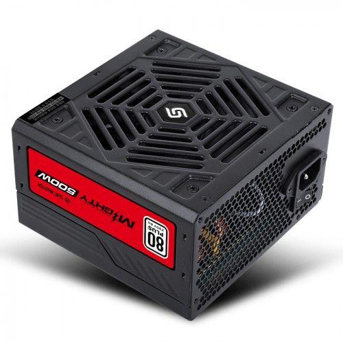 PSU Power Supply Abkoncore Mighty 500 Watt 500w 80 Plus Full Modular