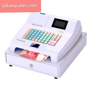 Electronic Cash Register Kanalogic KCR-181SW