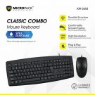 Micropack Keyboard Mouse Combo KM2003