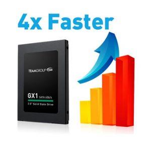 SSD TEAM 240GB GX1