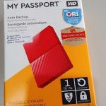 Hardisk External WD My Passport 1TB – Eksternal Hardisk