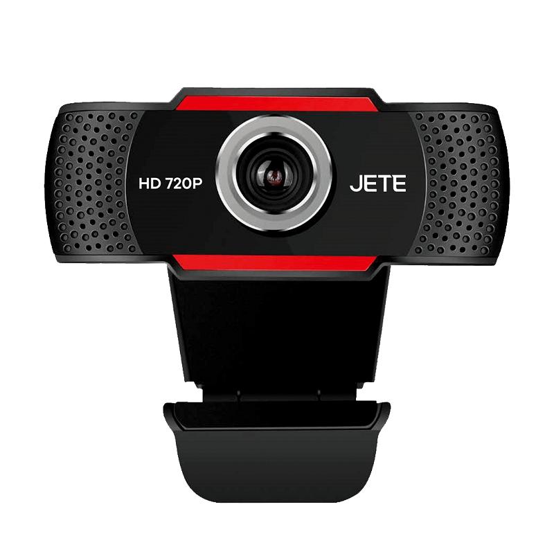 Webcam Jete W2 720p tampak depan