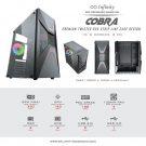 Case Gaming Infinity Cobra ATX