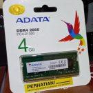 RAM Laptop Adata DDR4 2666 SO-DIMM PC4-21300 4GB