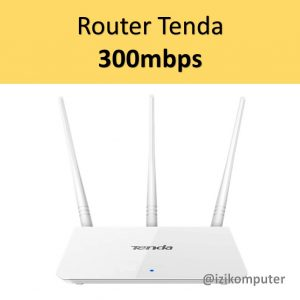 Router Tenda F3 – 300mbps