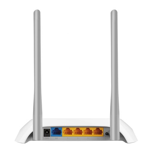 TP-LINK TL-WR840N 300MBps Wireless Router - 3
