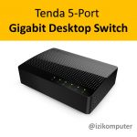 Swicth Tenda SG105 – 5-Port Gigabit Desktop Switch