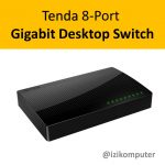 Swicth Tenda SG108 – 8-Port Gigabit Desktop Switch