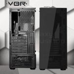 Casing Gaming VBR Panther Tempered Glass – include 4 Fan RGB