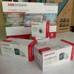 Paket Pasang CCTV Hikvision 4 Camera