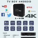 TV Box Android Inforce X1 PRO 4K – 2GB RAM 16GB ROM Support MIRACAST