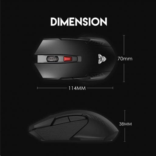 Fantech-RAIGOR-II-WG10-Mouse-Wireless-Gaming-Ruby-Red-2
