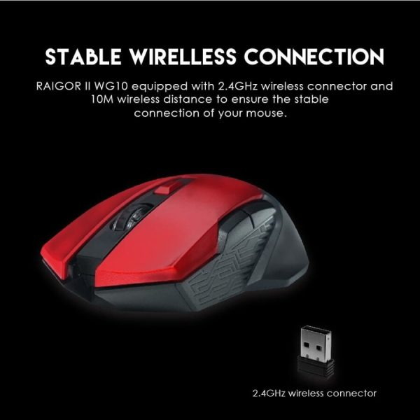 Fantech-RAIGOR-II-WG10-Mouse-Wireless-Gaming-Ruby-Red-4