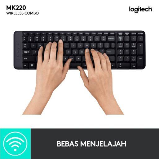 Logitech MK220 - 1