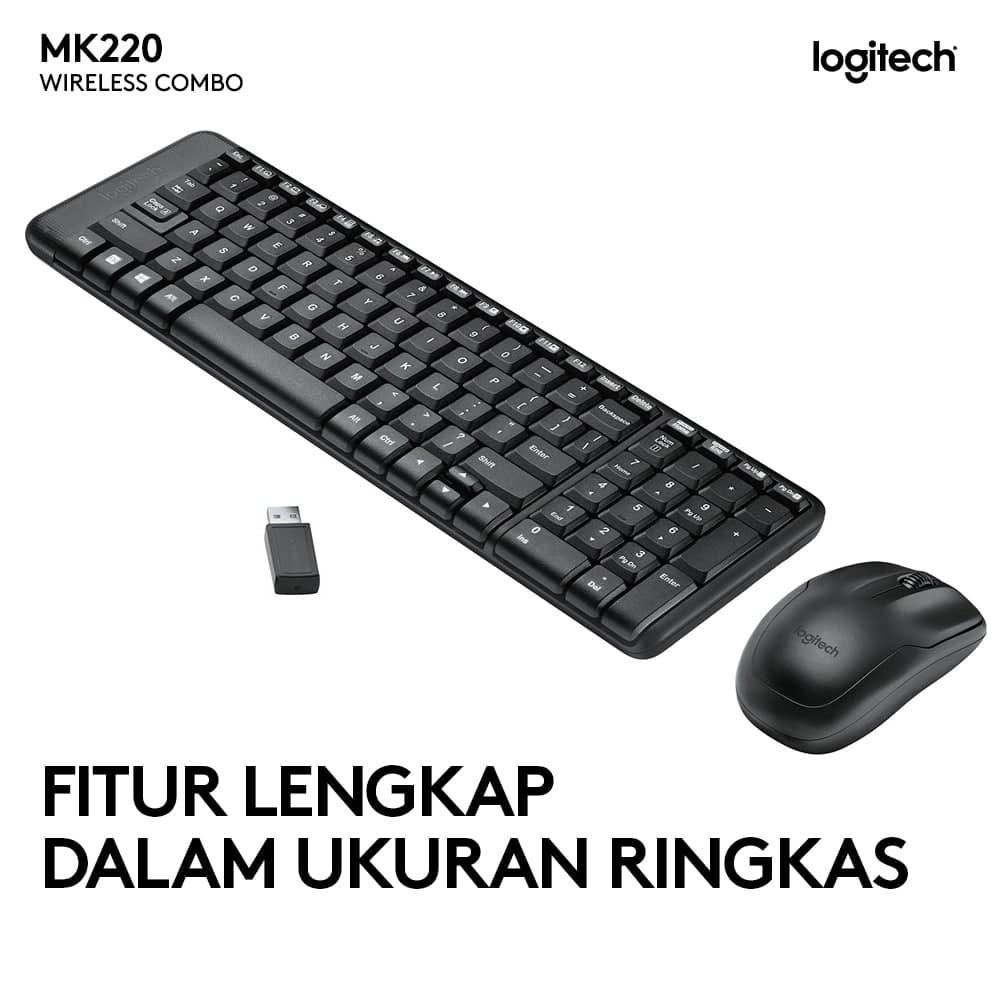 Logitech MK220 - 2