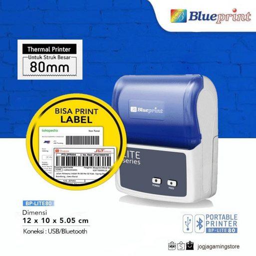 Printer Kasir Portable Bluetooth - Blueprint Lite 80