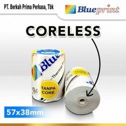 Kertas Thermal 57x38 Blueprint Lite Coreless