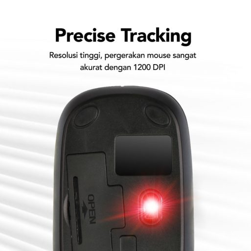 Mouse Wireless Micropack MP702w - 3